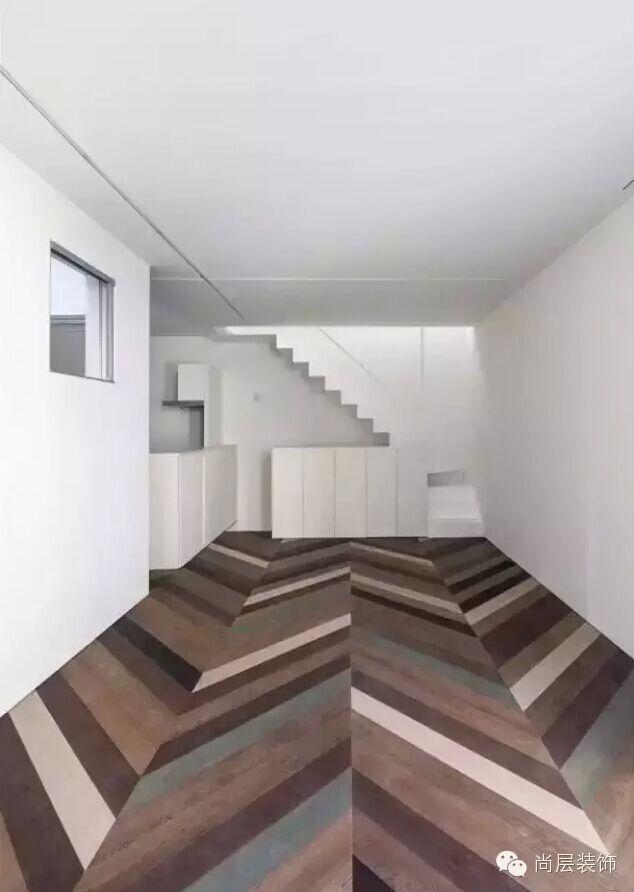 【饰界】木地板拼接趋势