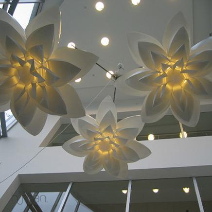 创意家居之花灯设计