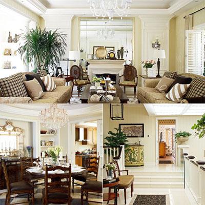 美式风格优雅现代别墅