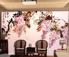 早春墙上开鲜花 八款花卉墙纸推荐