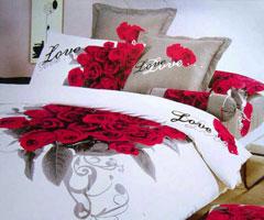 床上用品颜色搭配 打造温暖卧室