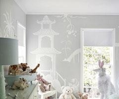 走进童话般梦幻世界 唯美儿童房装修