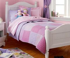 童话卧室营造童话般的美丽
