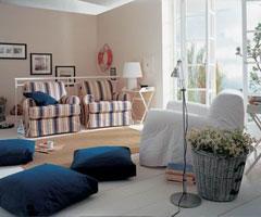 客厅风格新搭配 个性家居换新貌