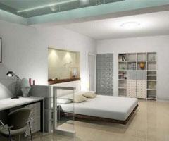 中国装饰联盟打造现代简约风格卧室