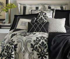 2011最新抢眼床品 卧室呈现年轻态