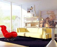 春季装修 客厅色彩搭配法