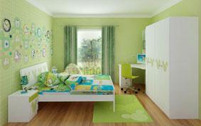 11年儿童房装修超级流行趋势