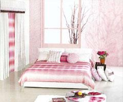 6款田园时尚风格 打造缤纷卧室