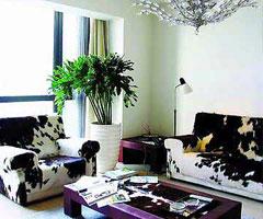 现代简约风格客厅装修设