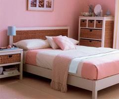80后卧室装修设计 尽显清爽生活
