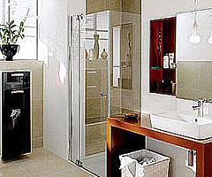 时尚浴室柜 增添卫浴新乐趣