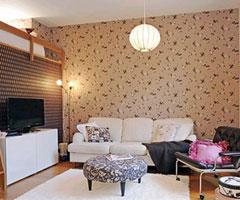 客厅装修设计 让客厅背景墙不再空白