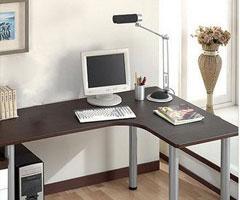 連體實用書桌推薦 打造簡約風格書房
