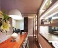 时尚家居设计 大气中流露出温馨居室