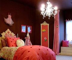 唯美儿童房 童话般的梦幻世界