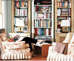書房角落設計 體驗書香氣息