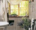 星座迷女生欧式花园   享受温馨与舒适