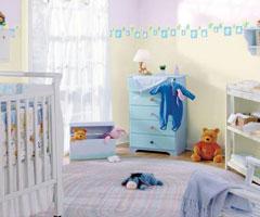惊艳的儿童房设计方案