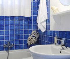 八款创意色彩搭配的卫浴风格