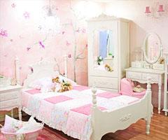 儿童房 宝贝公主的空间