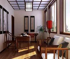 韵味十足 现代中式书房设计