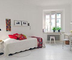 家居饰品轻松打造瑞典风格