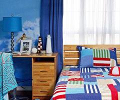 6款夏日儿童房设计风格