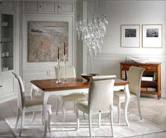 经典黑白搭配  演绎优雅餐厅
