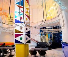 时尚与艺术结合的米兰奢华酒店
