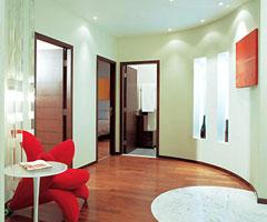 玄关设计风格  点缀家居生活