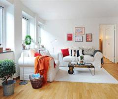现代时尚家居华丽公寓设计