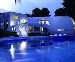 遨游迪斯尼与西班牙豪华别墅设计
