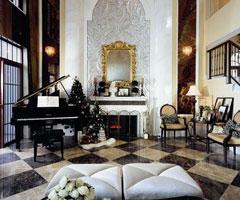 别墅风格 浪漫国度