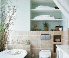 现代卫浴设计 彰显居室风采