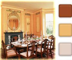 欧式餐厅设计风格赏析