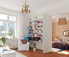 瑞典公寓设计  优雅生活