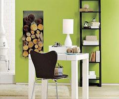 实用书架 增添书房空间