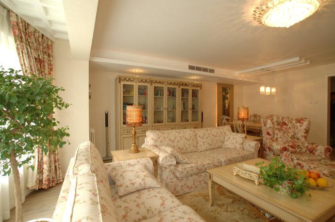 10万元装出120平米温馨婚房