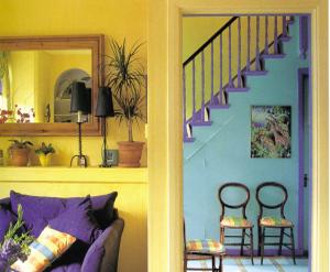 让家居充满活力的加勒比风格