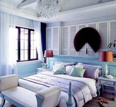 四款卧室风格让您回归宁静
