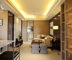简约现代时尚公寓设计风格