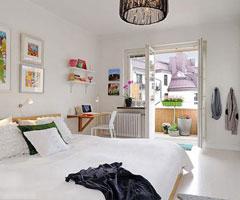 90平米舒适美家生活