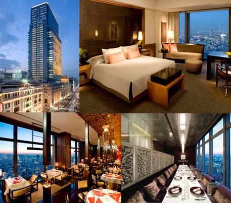 日本酒店顶级奢华内装