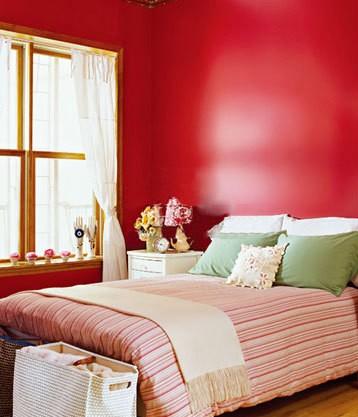卧室墙面色彩搭配10种方案