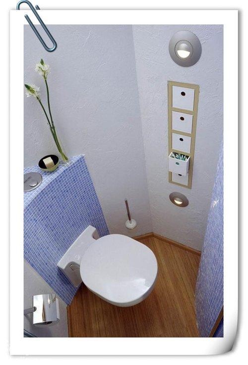 精致mini卫浴设计