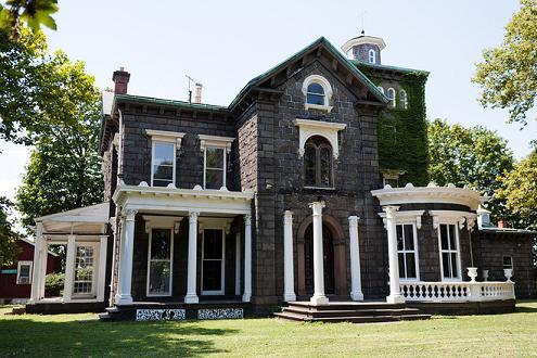 19世纪50年代的意式豪宅