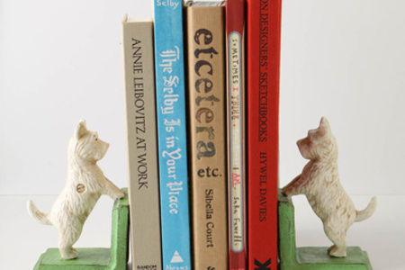 给心爱的书籍找一个陪伴