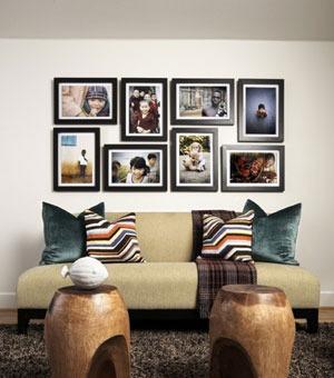 照片墙展示独一无二生活姿态