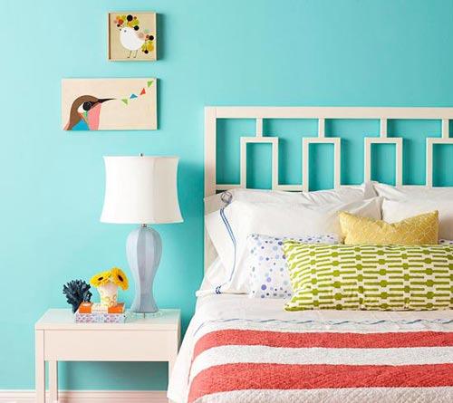 卧室里不可或缺的床头设计
